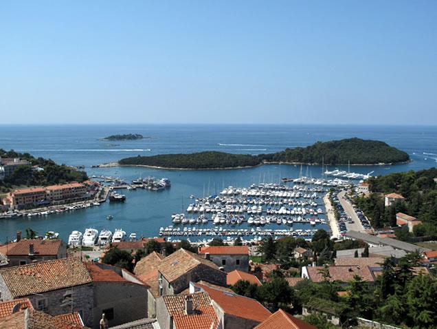 Chorvatsko apartmány - Vrsar