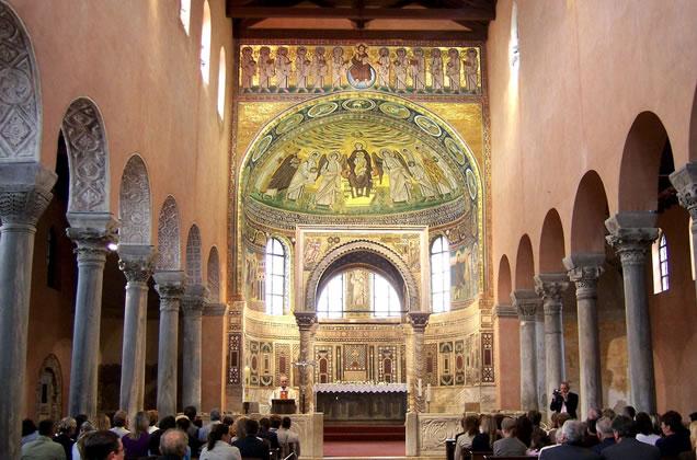 Poreč - Euphrasianova bazilika