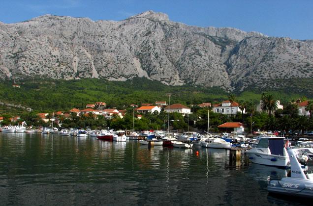 Chorvatsko - Orebič