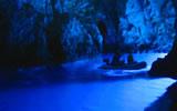 Modrá jeskyně - ostrov Biševo
