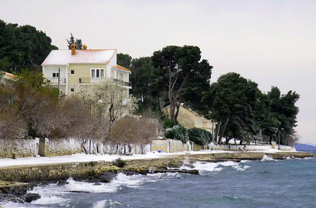 Silvestr u moře (Chorvatsko dovolená)