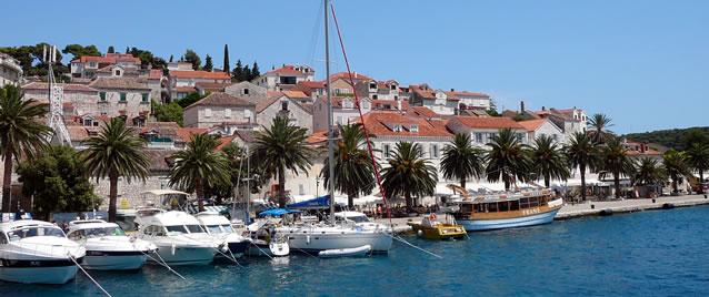 Ostrov Hvar mezi Top destinacemi pro rok 2012