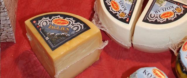 Sýr z ostrova Pag mezi nejlepšími na světě (2011)