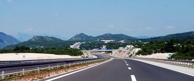 Cesta do Chorvatska o 15% dražší