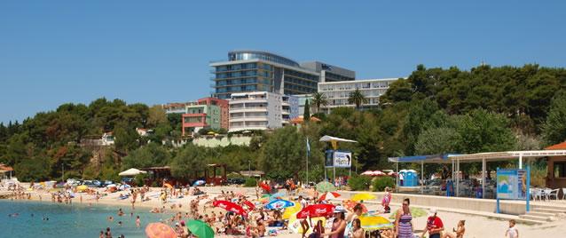 Extrémní počasí v Chorvatsku - letní teploty (moře)
