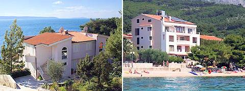 Chorvatsko levně - apartmány