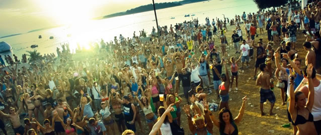 Outlook festival 2012 – Pula (Chorvatsko)
