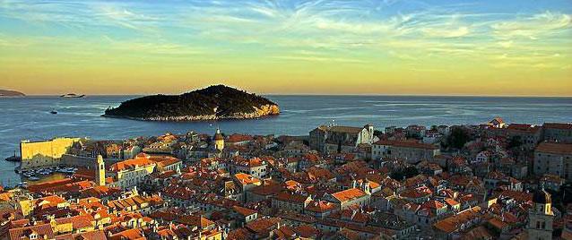 Novomanželská dovolená (líbánky) v Chorvatsku