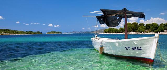 Chorvatské pláže jsou třetí nejčistější v Evropě