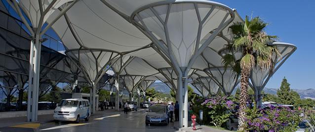 Chorvatské letiště ve Splitu zažívá nárůst cestujících