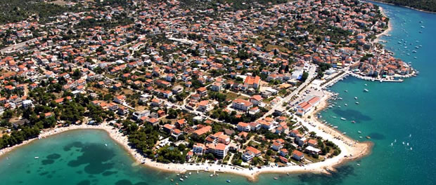 Pirovac - Severní Dalmácie (Chorvatsko)