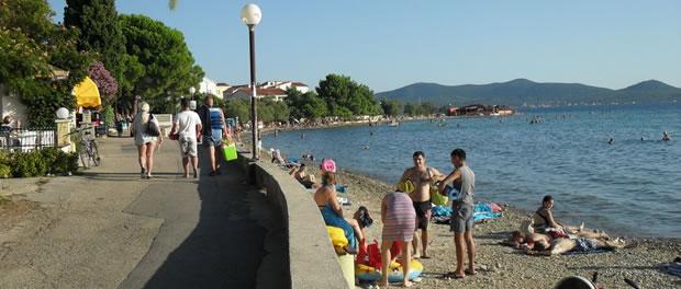 Pronájem apartmánů - Sukošan (Chorvatsko)