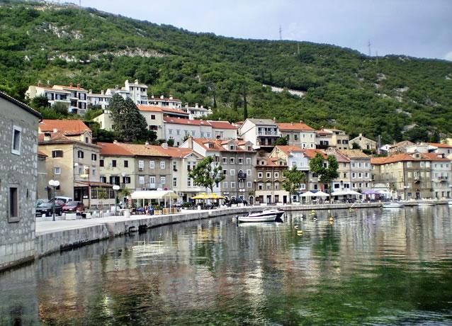 Chorvatský Bakar - památky, turistika