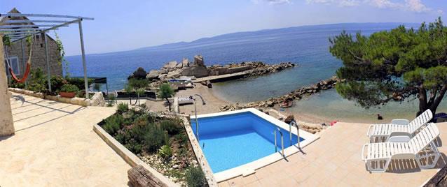 V Chorvatsku přibývají apartmány s bazénem