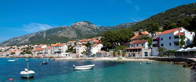 Chorvatsko 2015 aneb levné apartmány přímo u moře