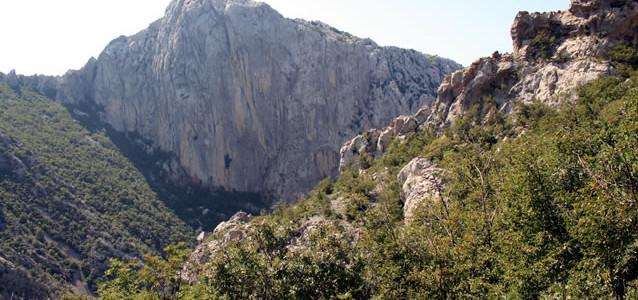 Chorvatské národní parky - Paklenica