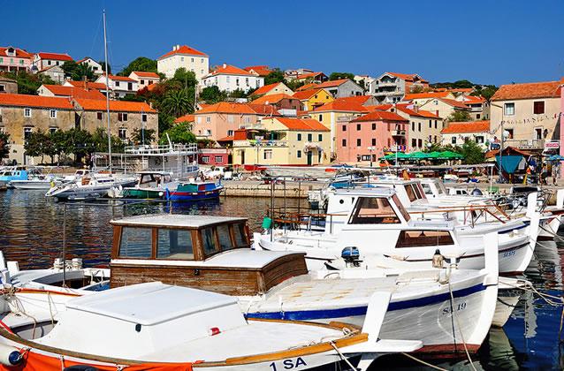 Dugi otok Chorvatsko Sali apartmany