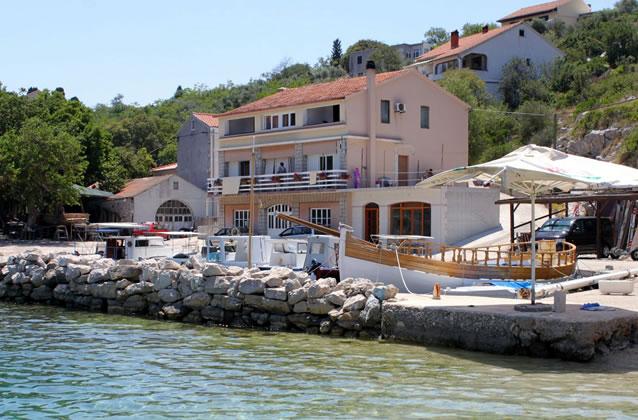 Letovisko Sali - ostrov Dugi Otok (Chorvatsko)