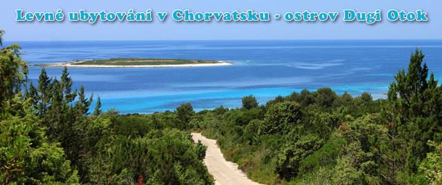 Využíjte slevu na ubytování v Chorvatsku – Dugi otok