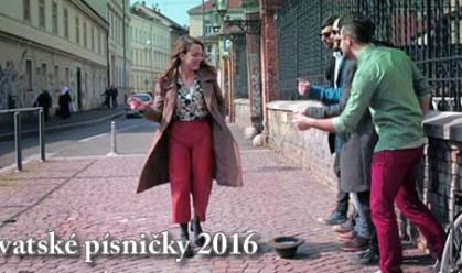 Chorvatské písničky v roce 2016