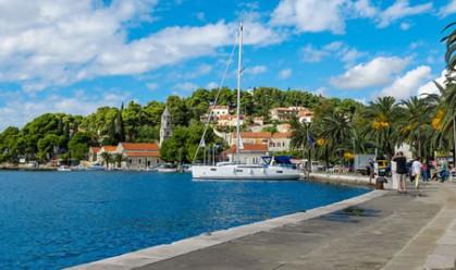 Čistota moře v Chorvatsku