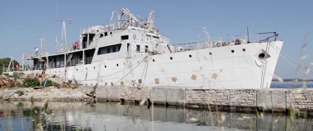 Loď Vis - mys Kamenjak (Istrie)