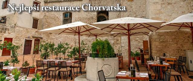 Podívejte se na nejlepší restaurace v Chorvatsku!