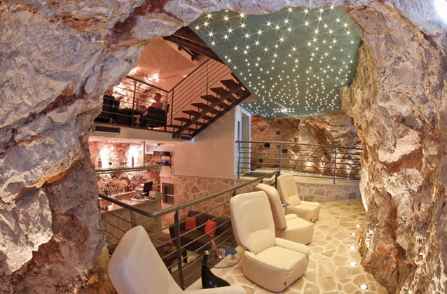 Bary a restaurace - Chorvatsko