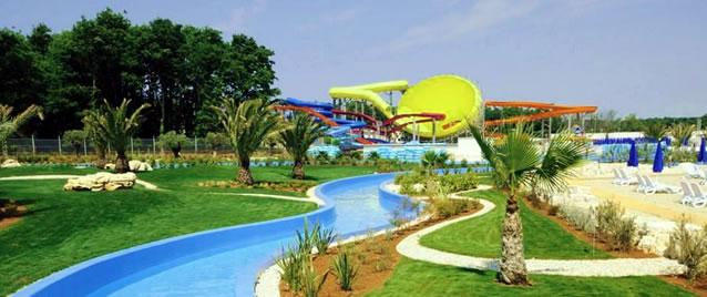 Akvapark Aquacolors v Poreči