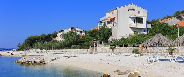 Dům na pláži v Chorvatsku 2017