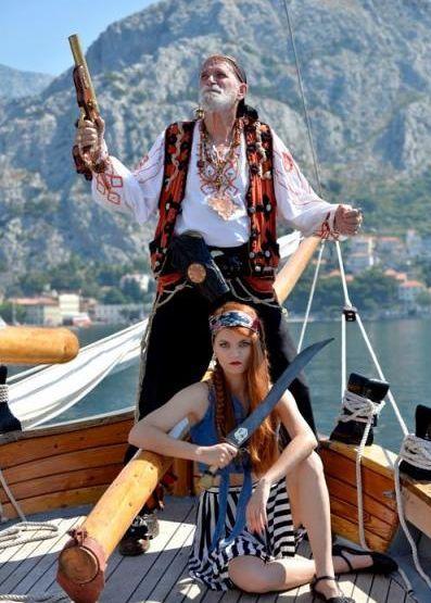 Omiš - Pirátský festival